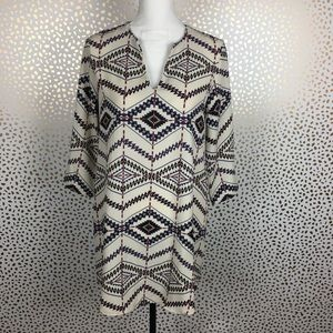 🍉Renee C Tribal Tunic Dress